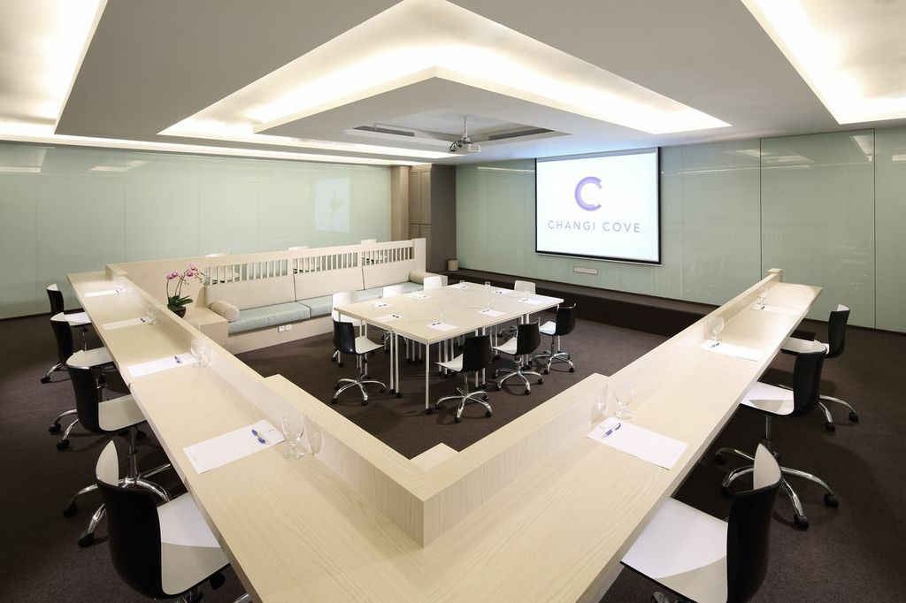 Meeting Rooms In Changi Cove